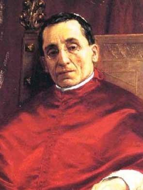 L'inscription du portrait ? (La papauté anecdotique - Humour du pape Benoit XV) Benoitxv